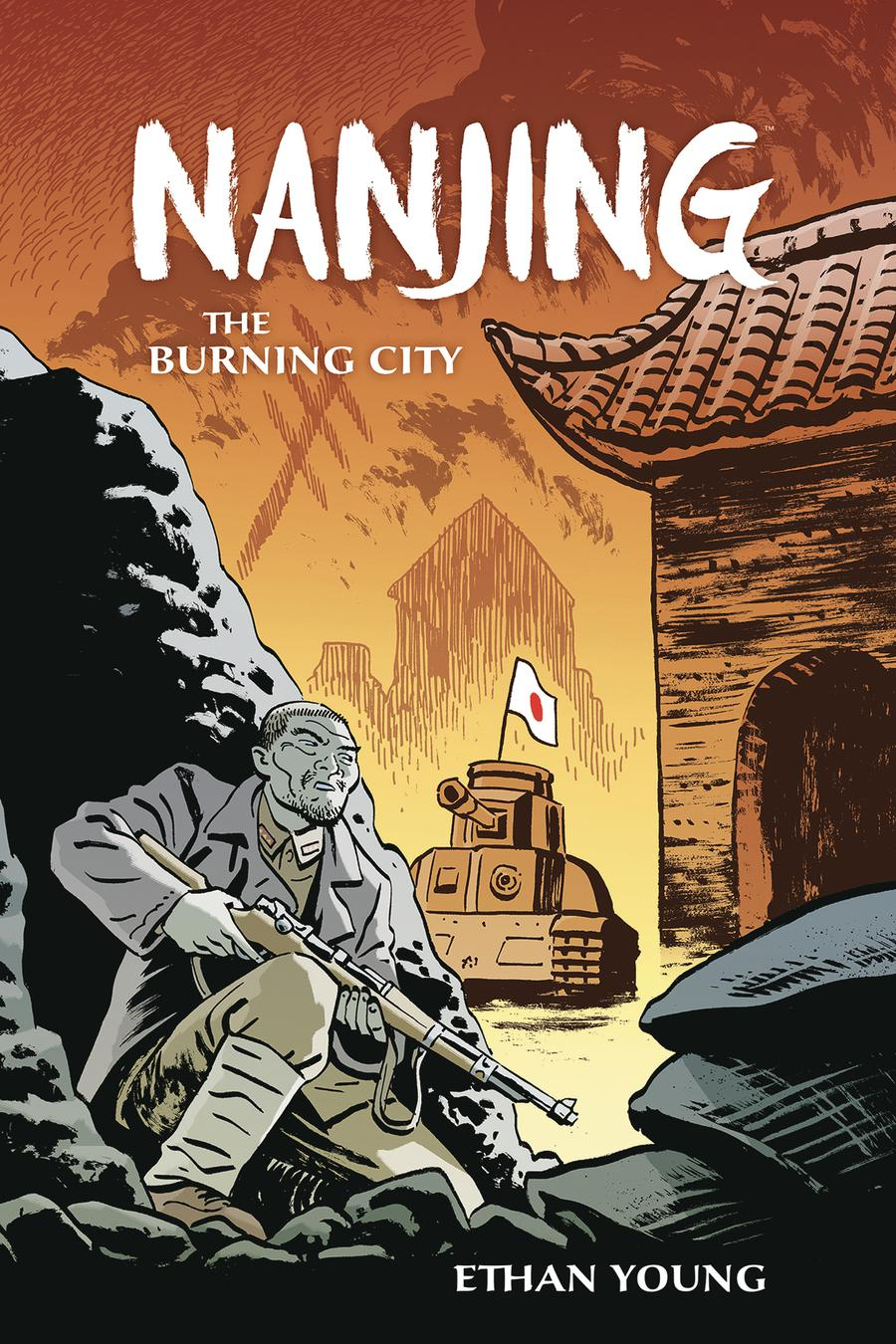 Nanjing Burning City TP