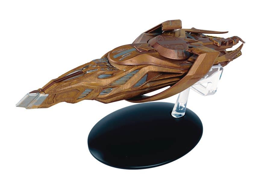 Star Trek Discovery Figurine Collection Magazine #6 Vulcan Cruiser