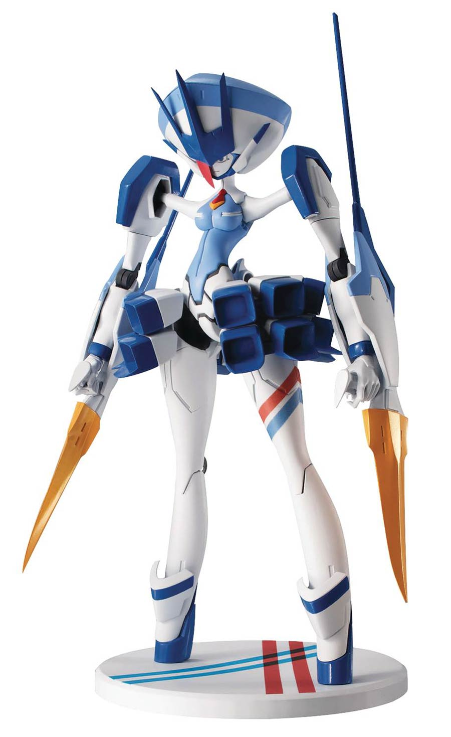 Robot Spirits #244 (Side Franxx) Delphinium Action Figure