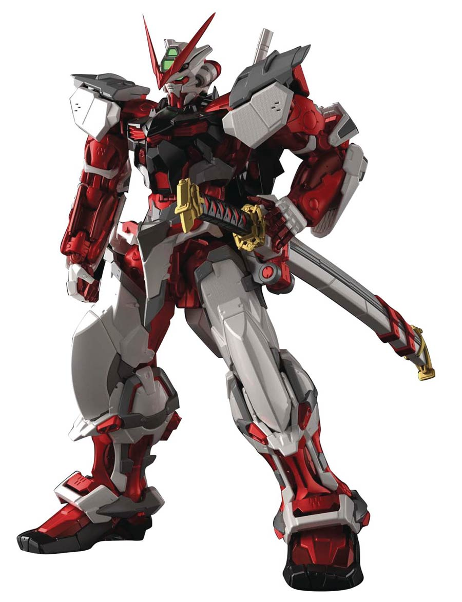 Gundam Hi-Resolution Model 1/100 Kit - Gundam Astray Red Frame