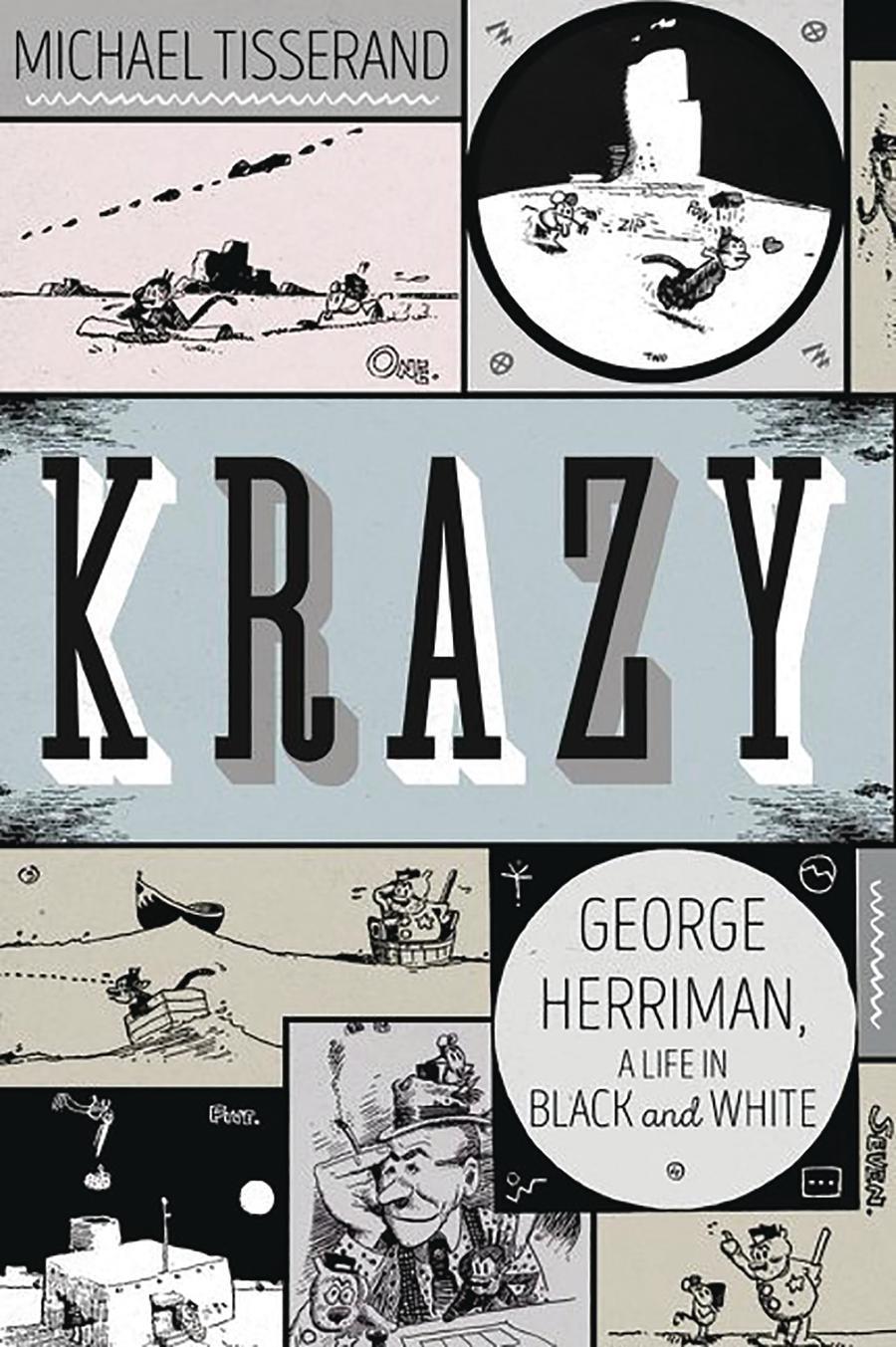 Krazy George Herriman A Life In Black & White SC