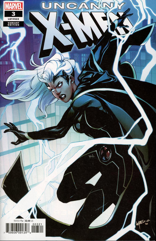 Uncanny X-Men Vol 5 #3 Cover C Incentive Emanuela Lupacchino Variant Cover