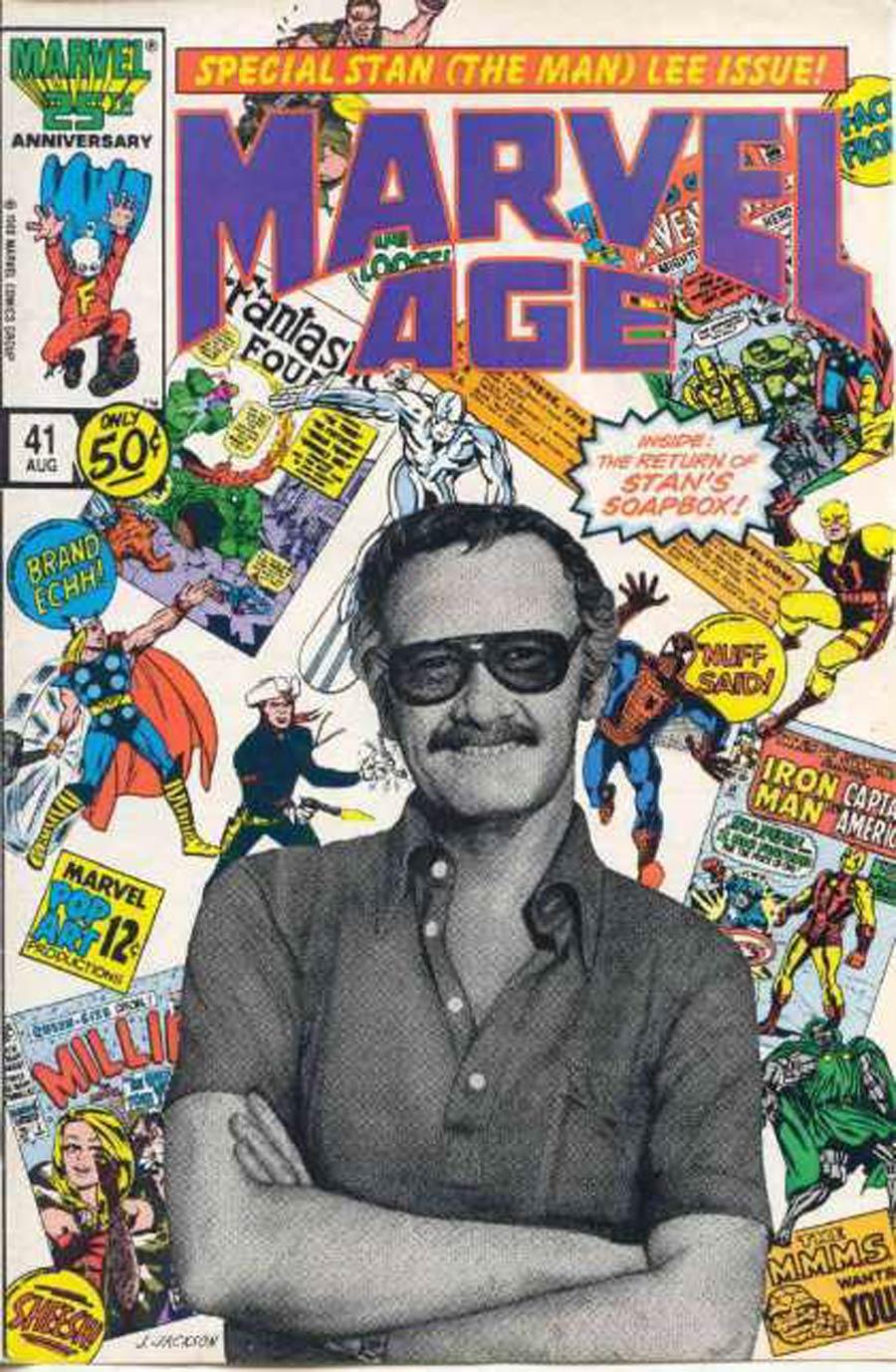Marvel Age #41