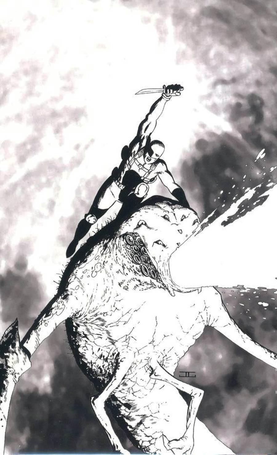 Extermination (BOOM Studios) #1 Cover H Incentive John Cassaday Virgin Sketch Cover