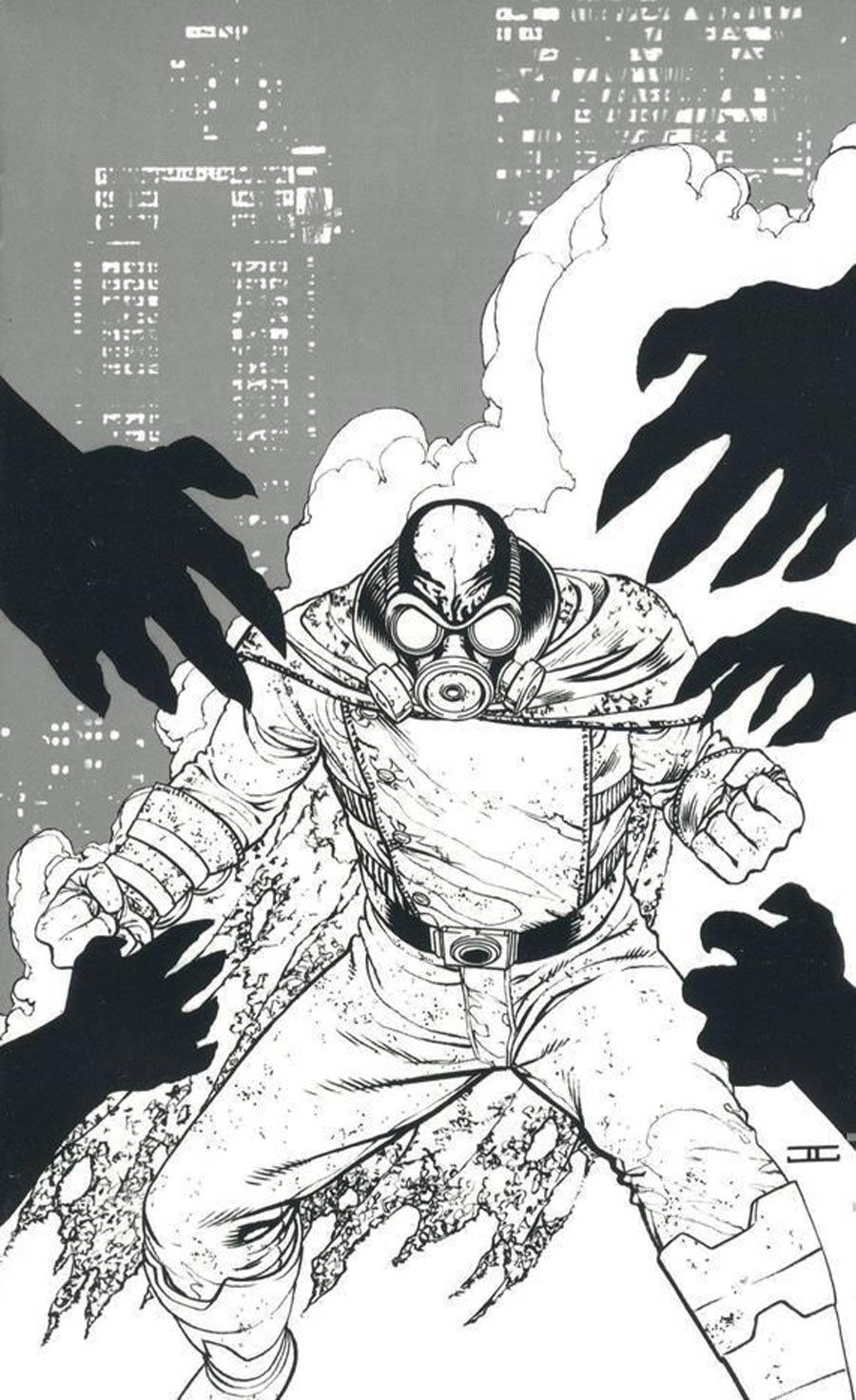 Extermination (BOOM Studios) #2 Cover F Incentive John Cassaday Virgin Sketch Cover