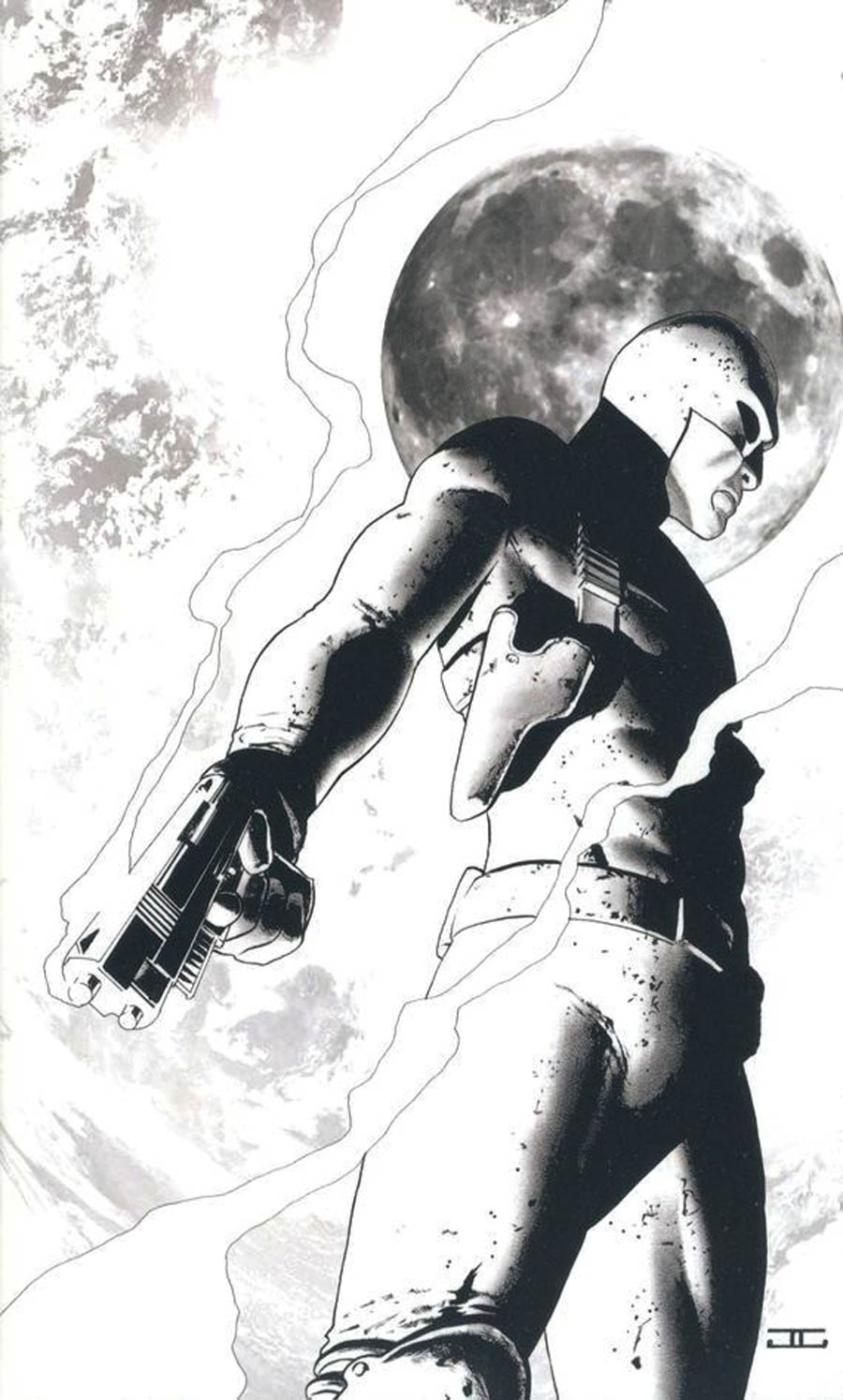 Extermination (BOOM Studios) #3 Cover F Incentive John Cassaday Virgin Sketch Variant Cover