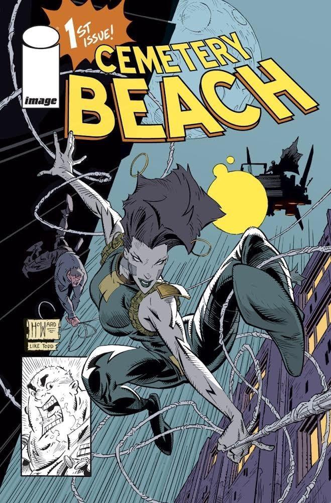 Cemetery Beach #1 Cover C Variant Jason Howard Impact Cover
