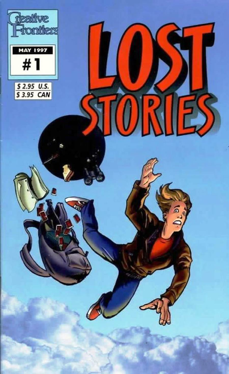 Lost Stories #1