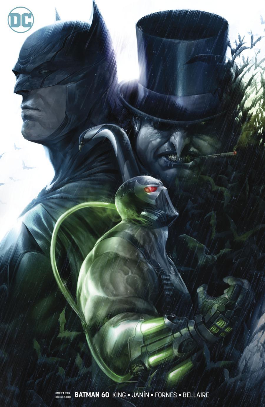 Batman Vol 3 #60 Cover B Variant Francesco Mattina Cover