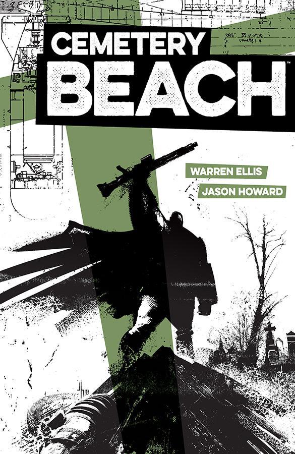 Cemetery Beach #4 Cover A Regular Jason Howard Cover