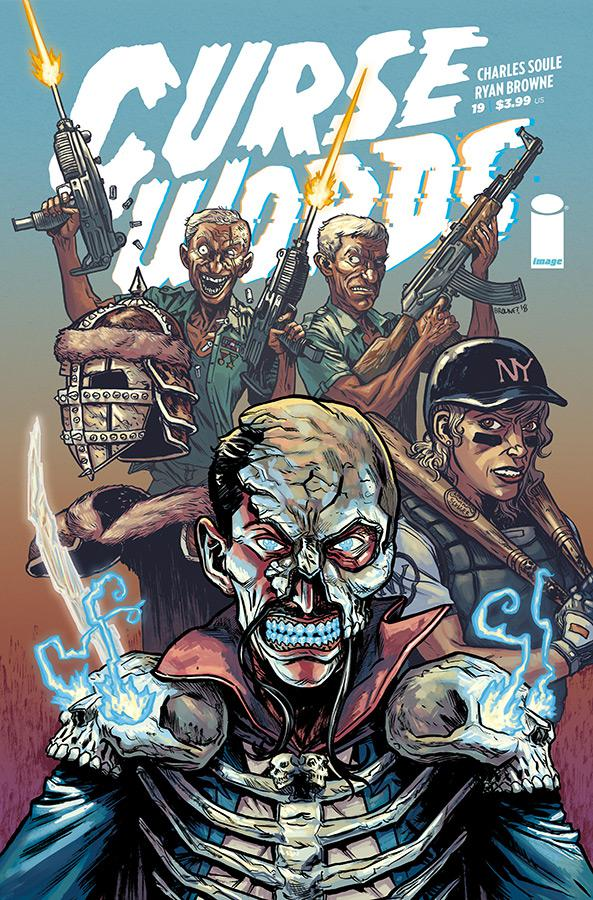 Curse Words #19 Cover A Regular Ryan Browne Cover