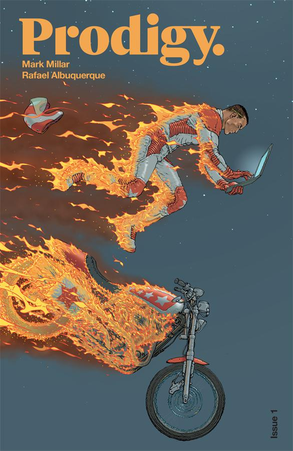 Prodigy #1 Cover F Variant Frank Quitely Cover
