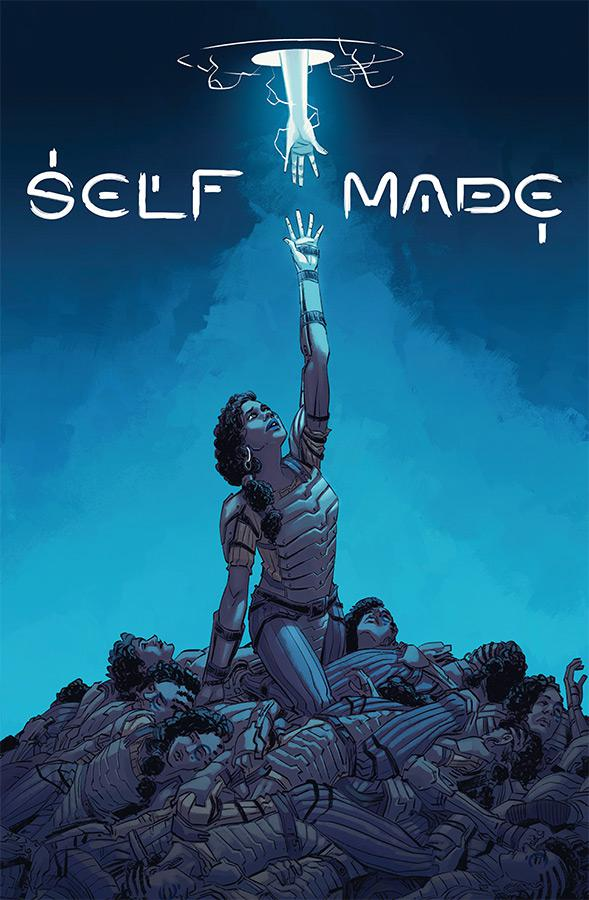 Self Made #1 Cover A Regular Eduardo Ferigato Cover