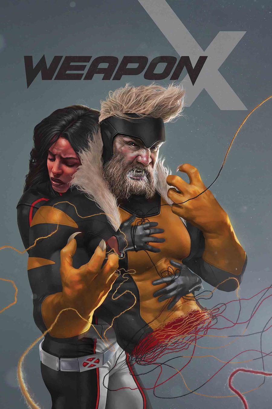 Weapon X Vol 3 #27