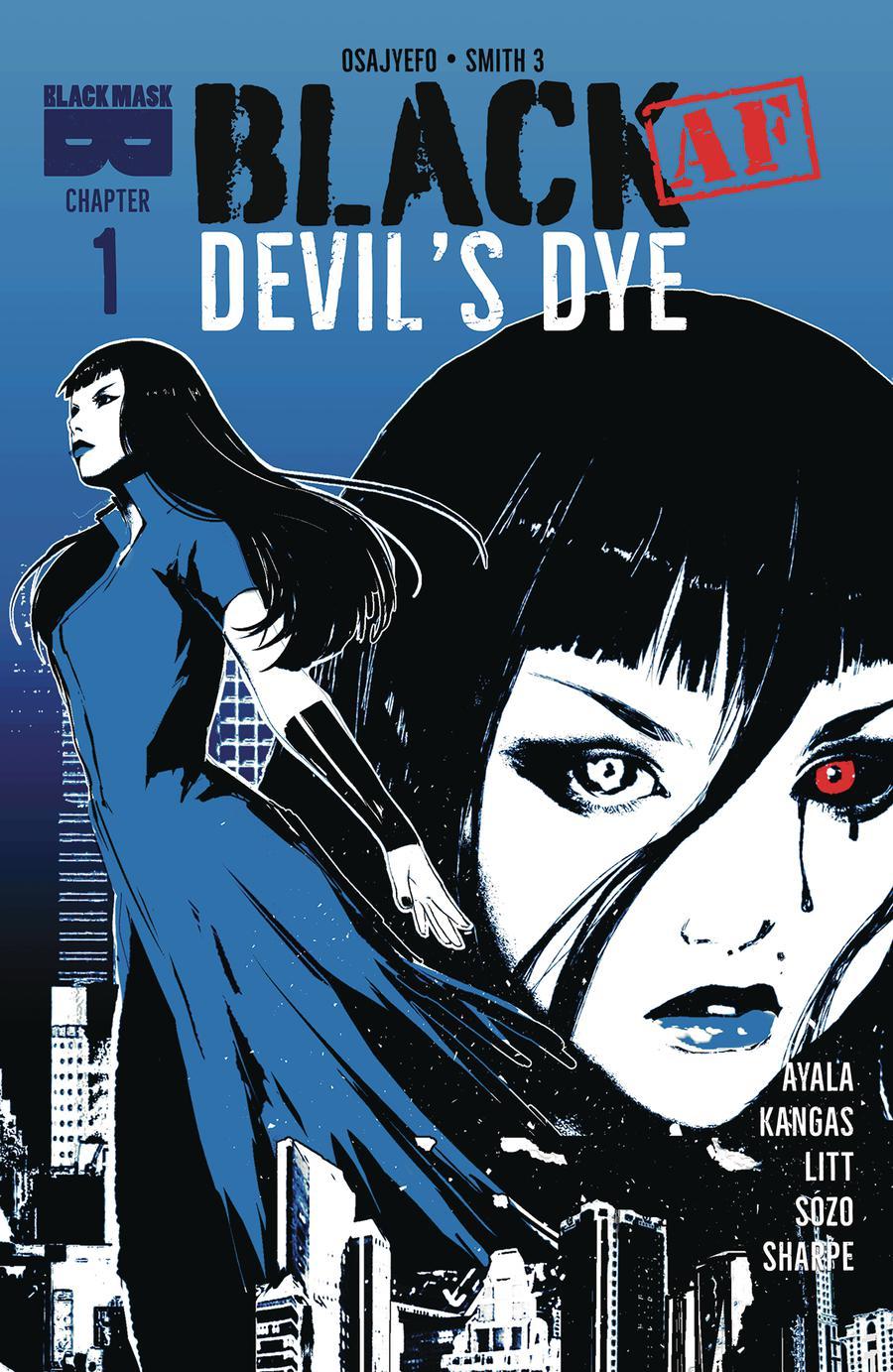 Black [AF] Devils Dye #1