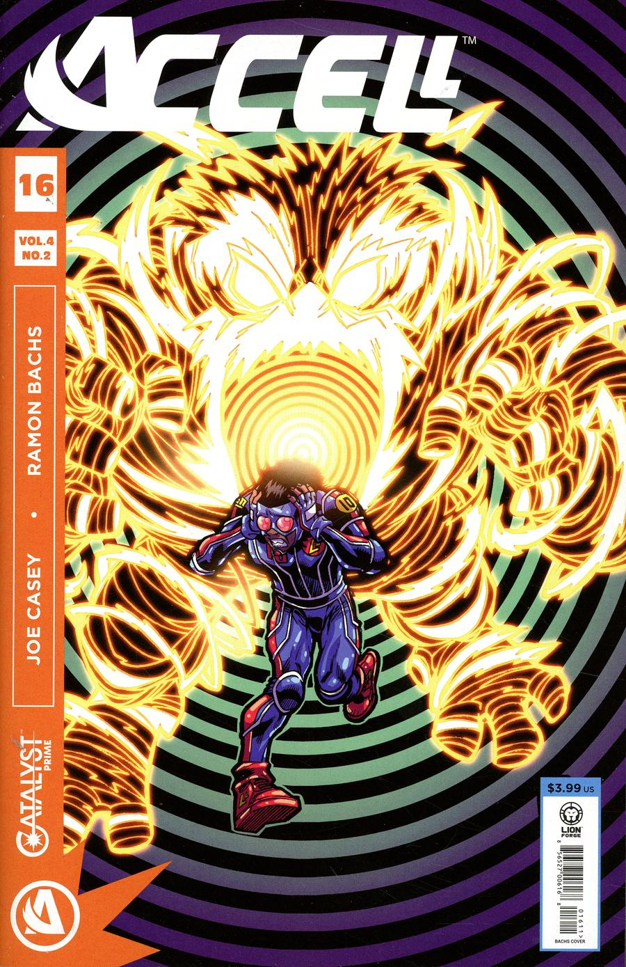Catalyst Prime Accell #16