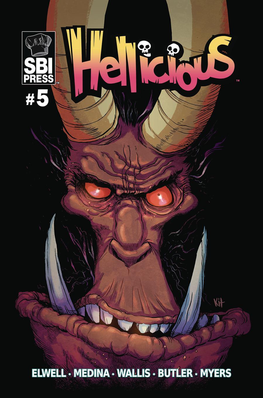 Hellicious #5
