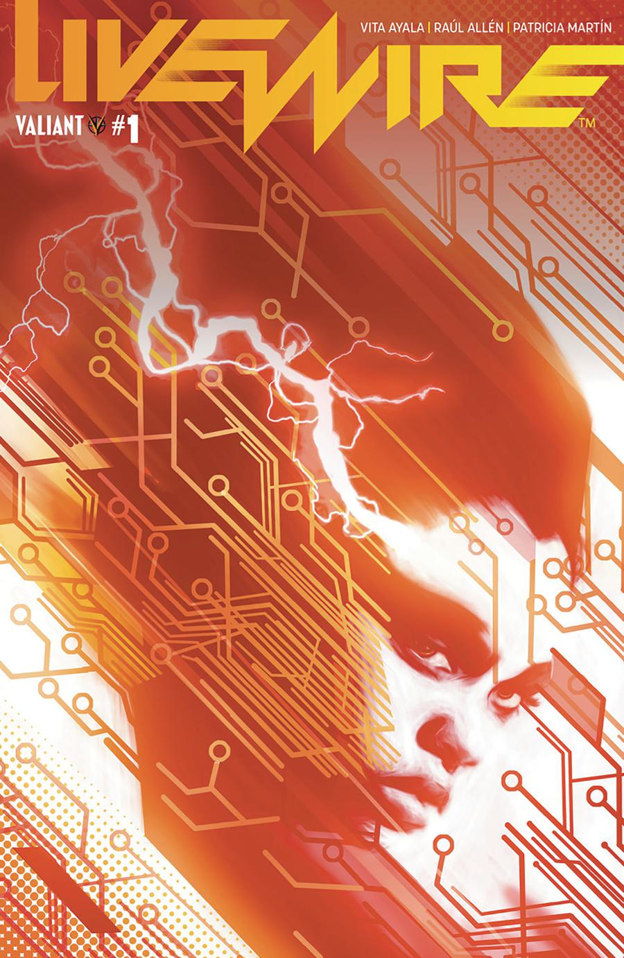Livewire #1 Cover A Regular Adam Pollina Cover