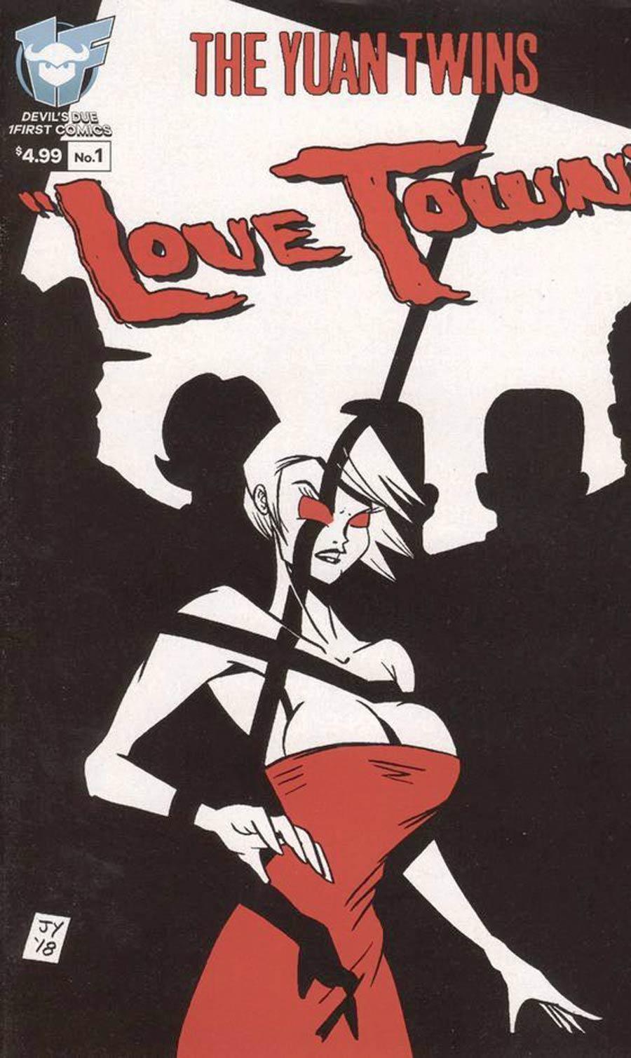 Love Town #1