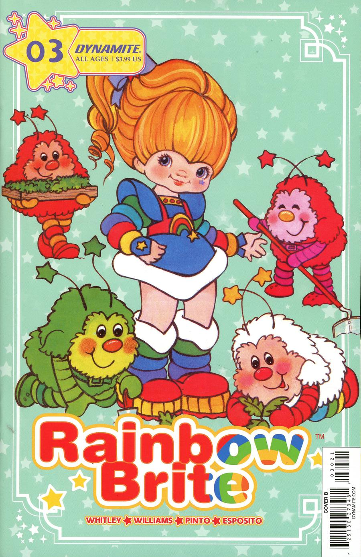Rainbow Brite #3 Cover B Variant Classic Cover