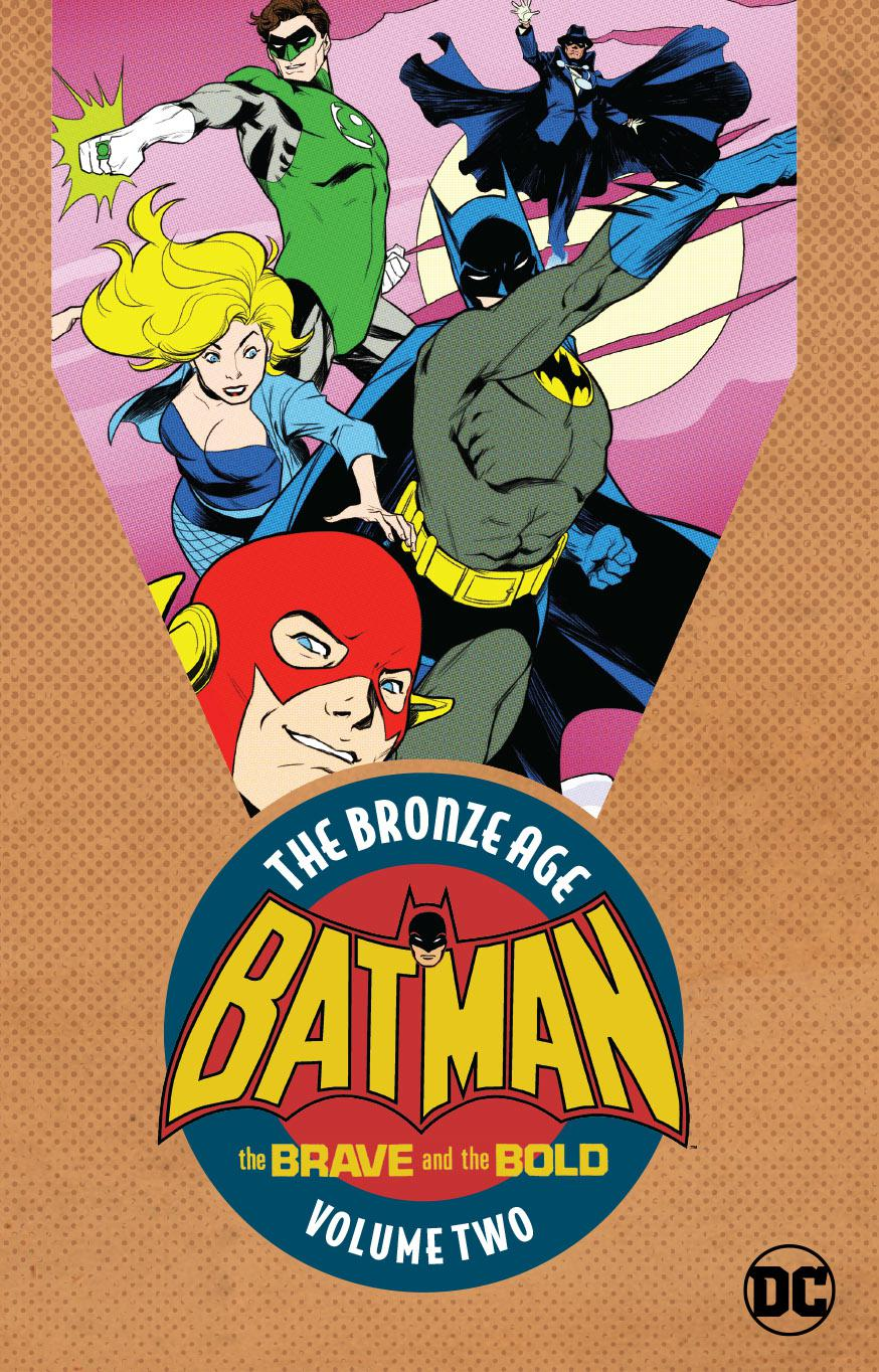 Batman In The Brave And The Bold Bronze Age Vol 2 TP