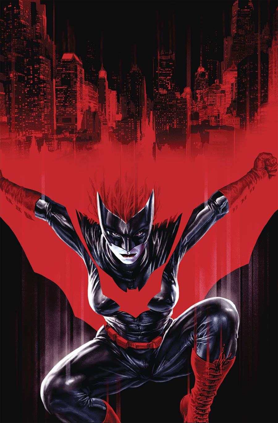 Batwoman (Rebirth) Vol 3 Fall Of The House Of Kane TP