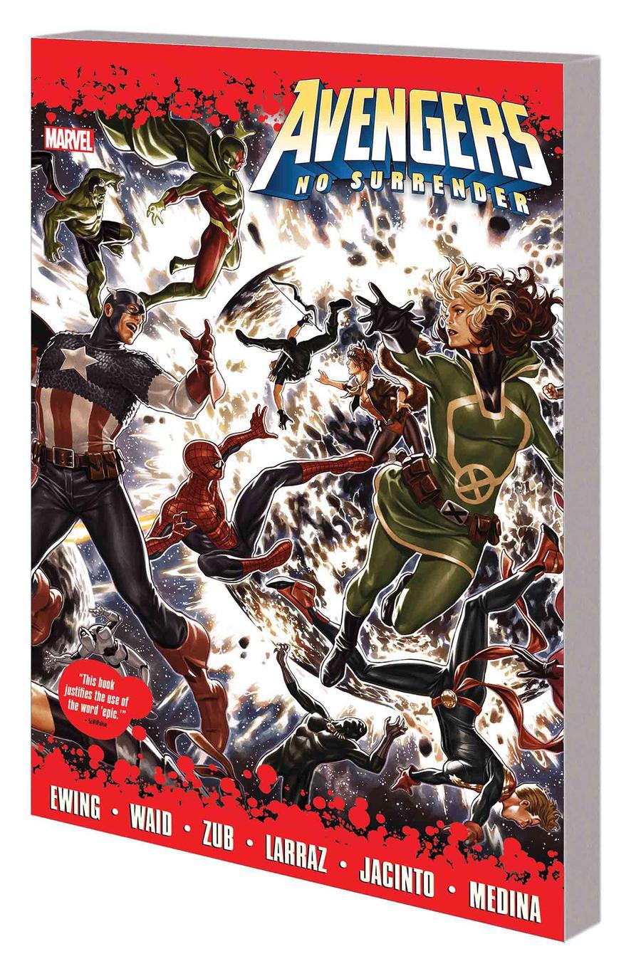 Avengers No Surrender TP