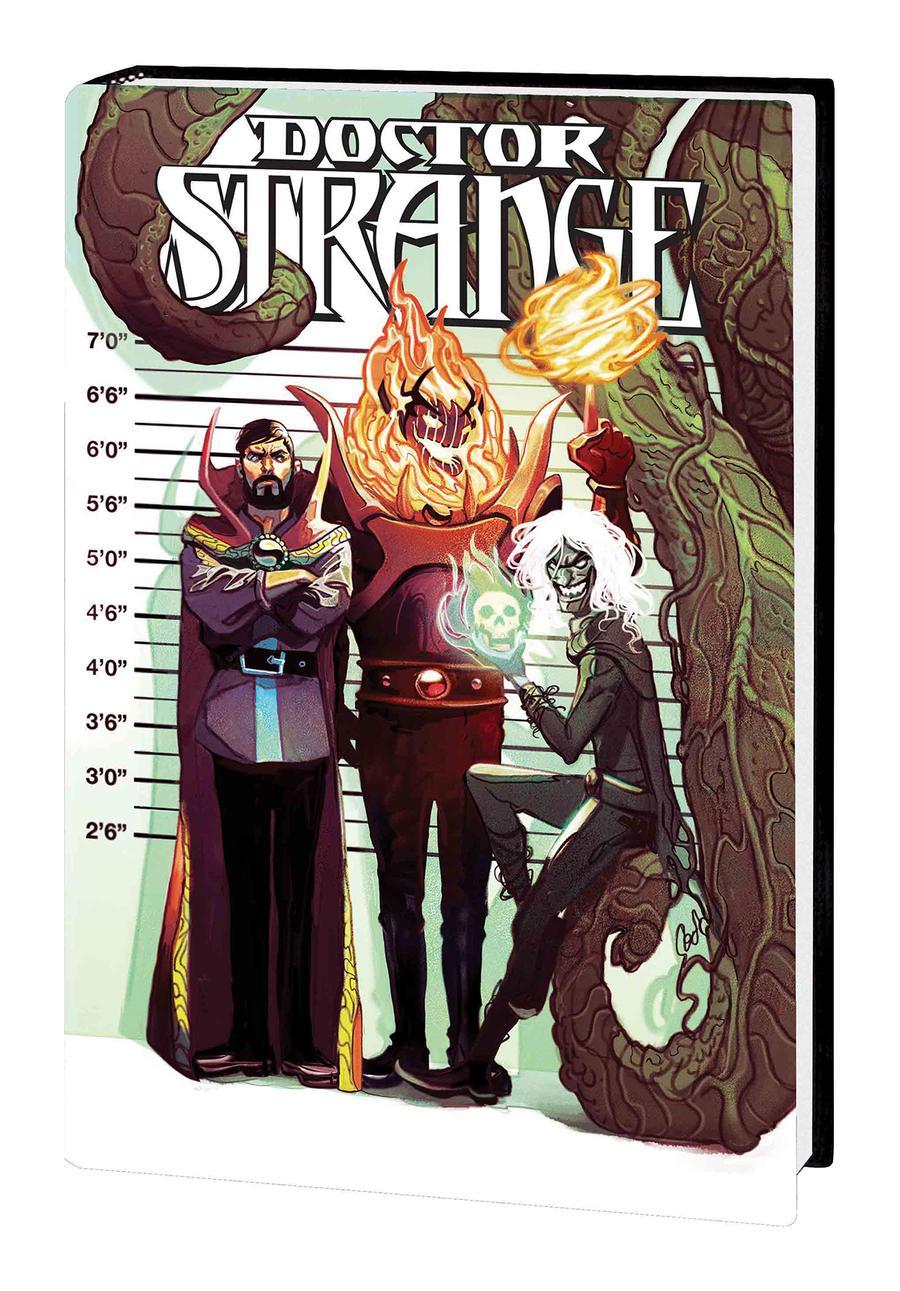 Doctor Strange By Donny Cates HC