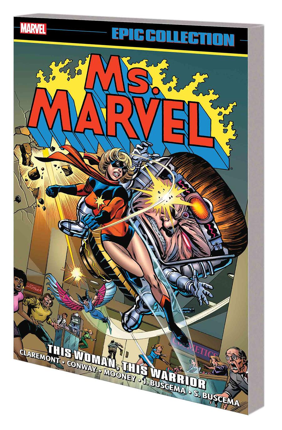 Ms Marvel Epic Collection Vol 1 This Woman This Warrior TP