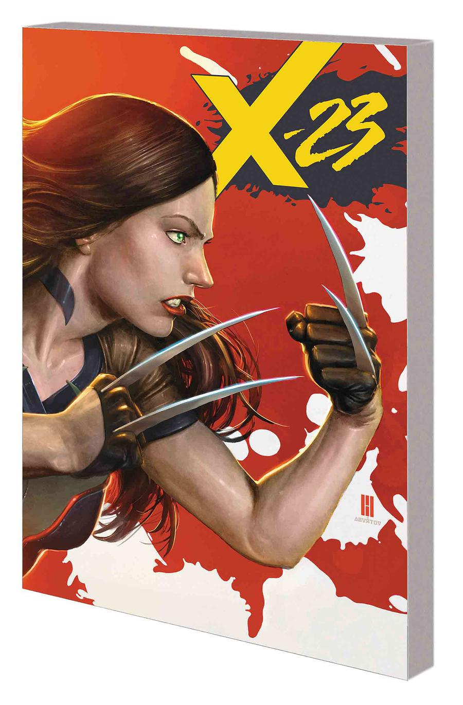 X-23 (2018) Vol 1 Family Album TP