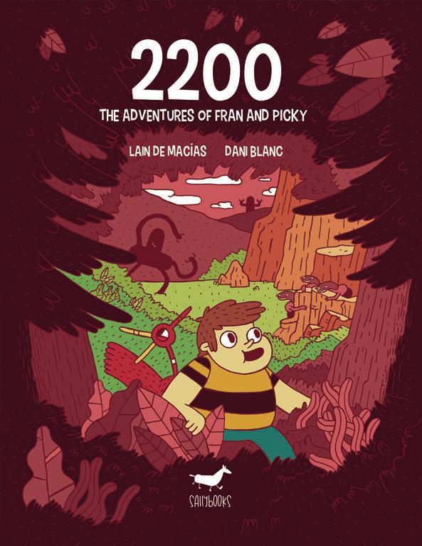 2200 The Adventures Of Fran And Picky TP