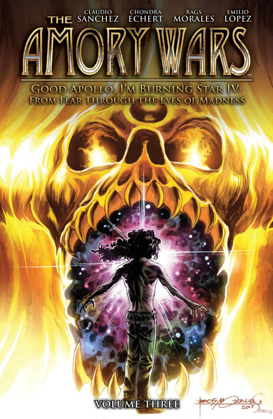 Amory Wars Good Apollo Im Burning Star IV Vol 3 From Fear Through The Eyes Of Madness TP