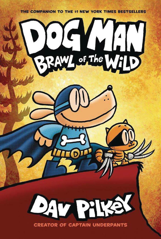 Dog Man Vol 6 Brawl Of The Wild TP