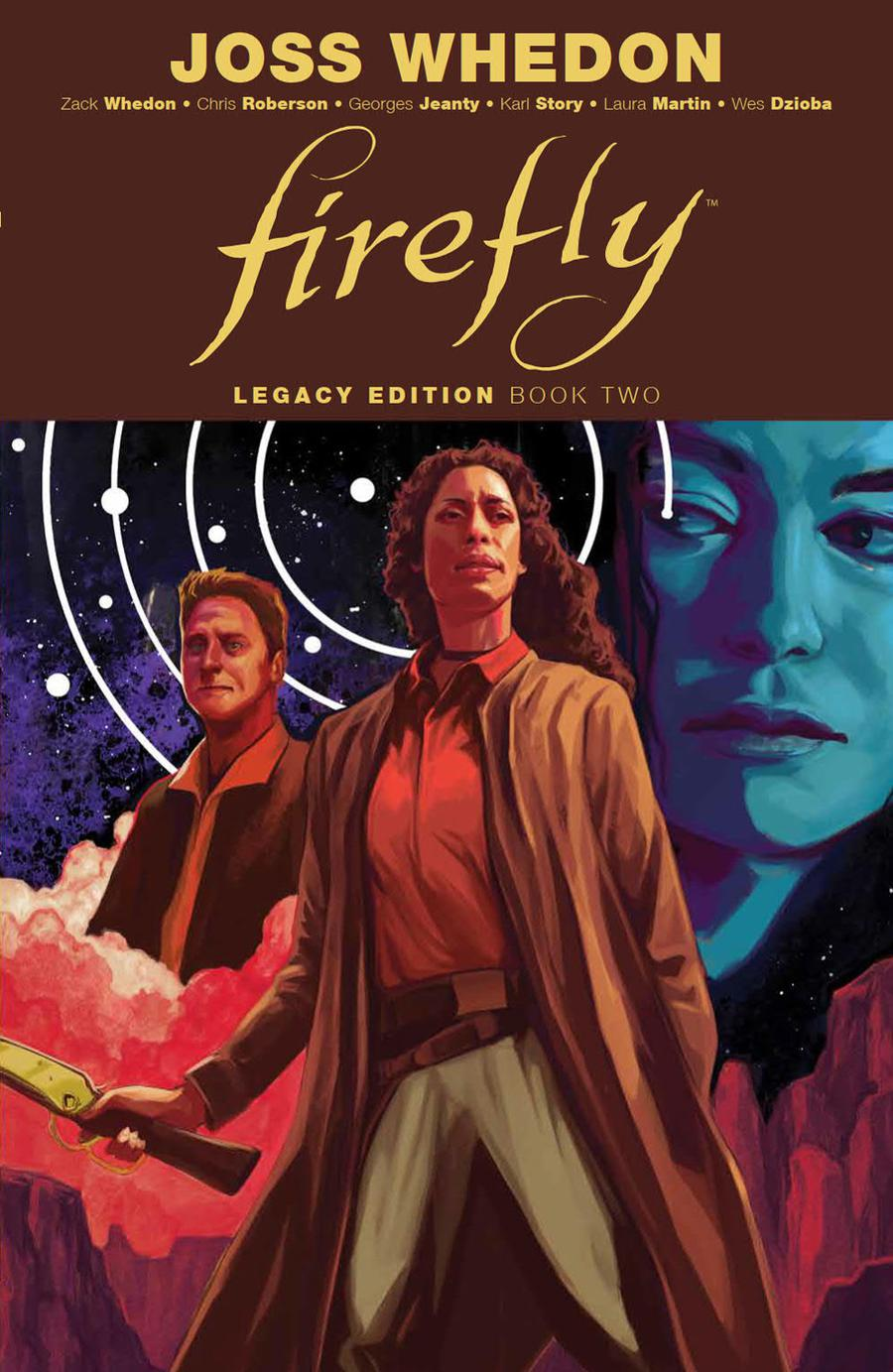 Firefly Legacy Edition Vol 2 TP