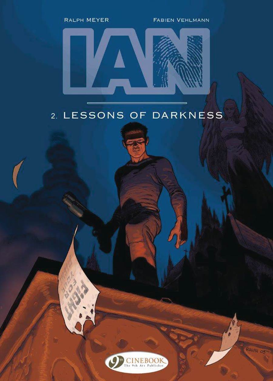 Ian Vol 2 Lessons Of Darkness GN