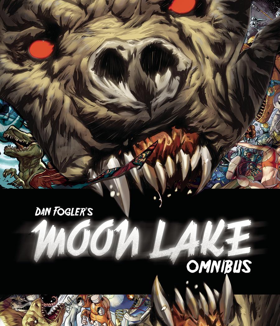 Moon Lake Omnibus TP