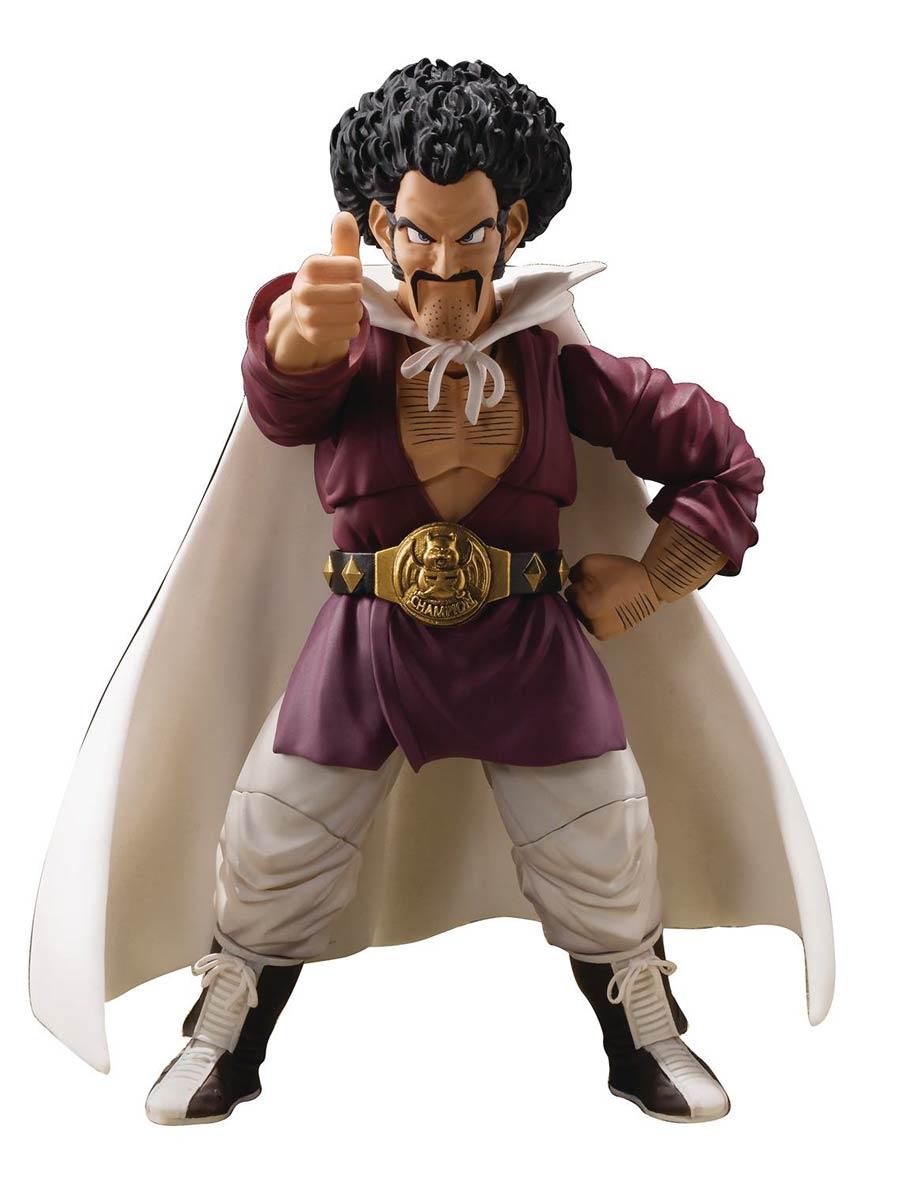 Dragon Ball Z S. H. Figuarts - Mr. Satan Action Figure