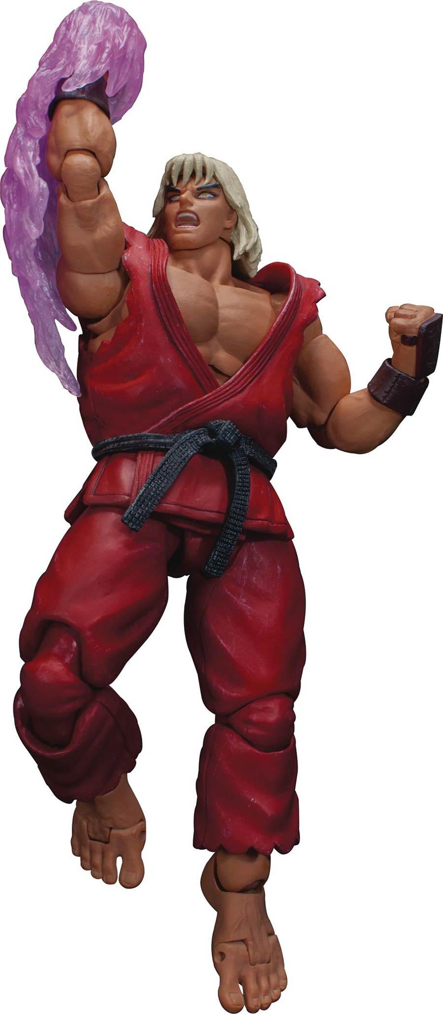 Ultra Street Fighter II The Final Challengers 1/12 - Violent Ken Action Figure