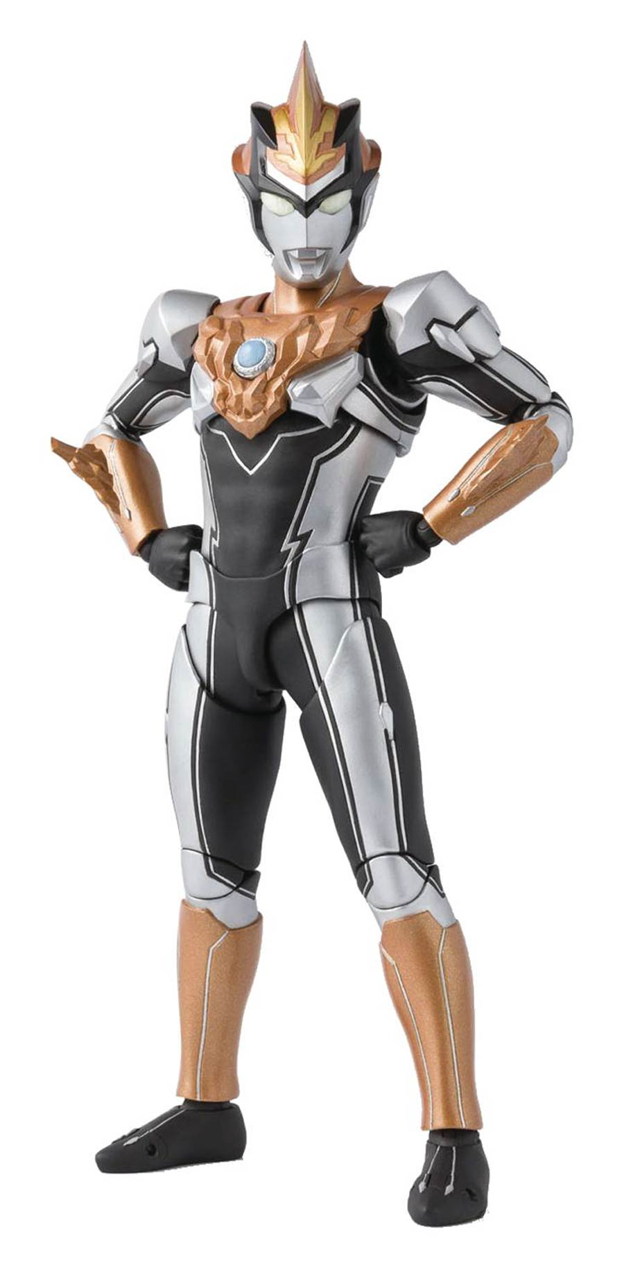 Ultraman R/B S. H. Figuarts - Ultraman Blu Ground Action Figure