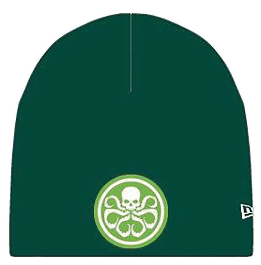 Marvel Hydra Symbol Previews Exclusive Knit Beanie