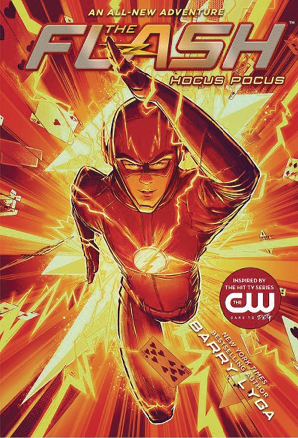 Flash Hocus Pocus Novel TP