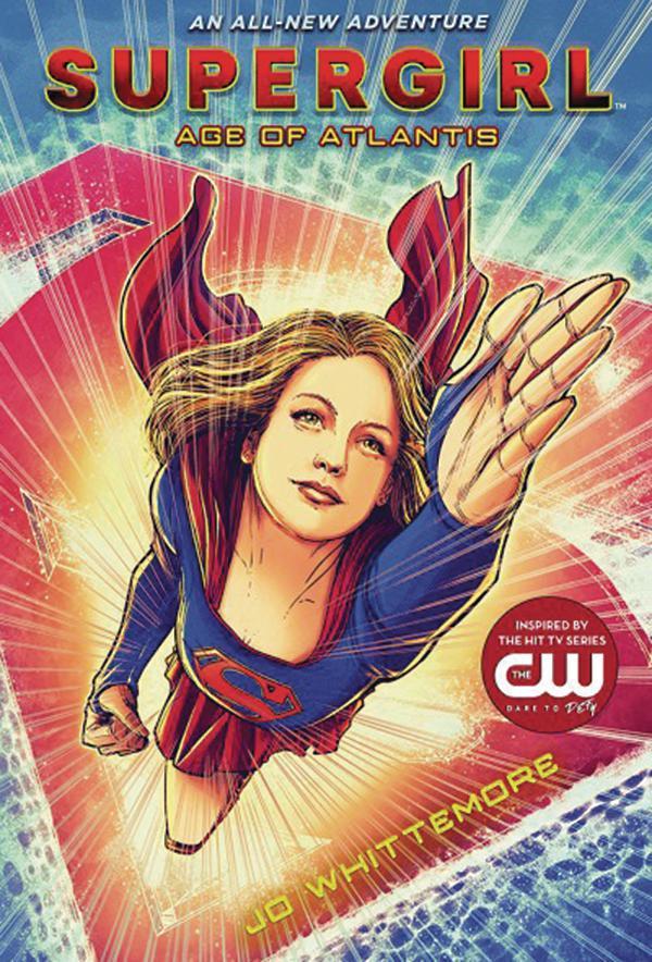 Supergirl Age Of Atlantis Novel TP
