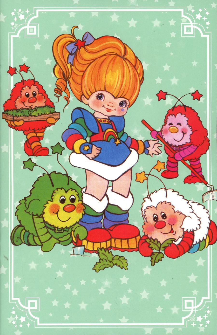 Rainbow Brite #3 Cover D Incentive Classic Virgin Cover