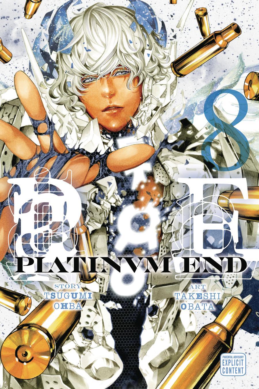 Platinum End Vol 8 GN