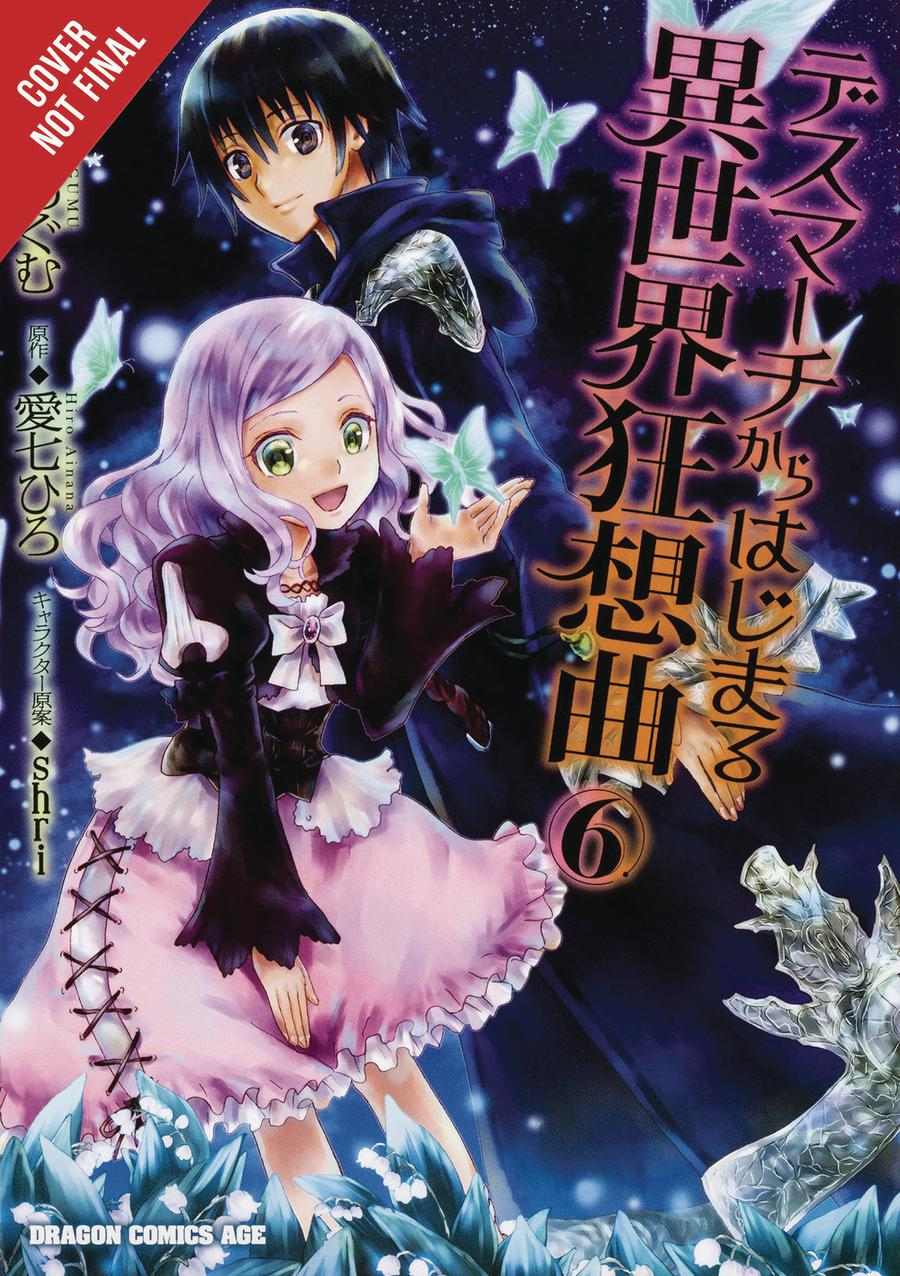 Death March To The Parallel World Rhapsody Vol 6 GN