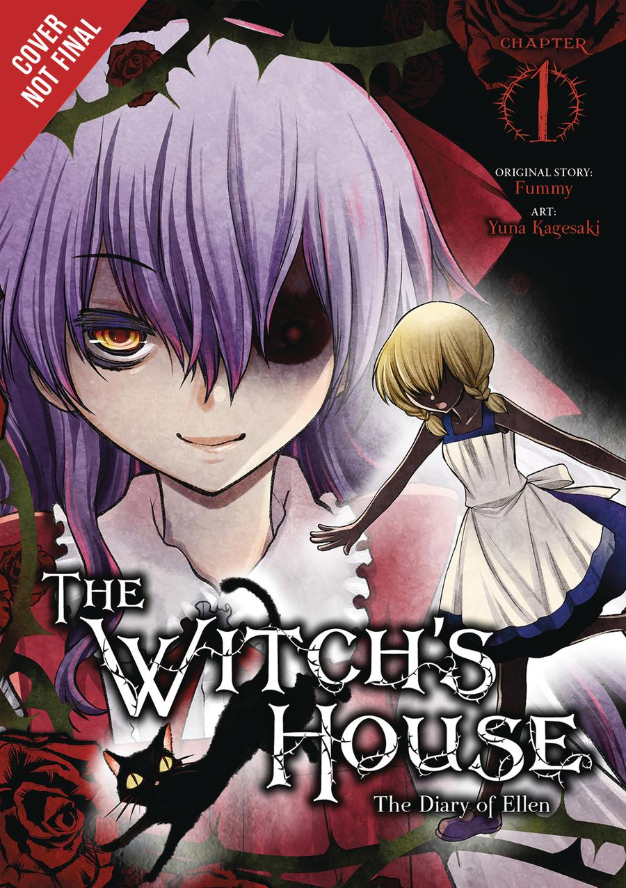 Witchs House Diary Of Ellen Vol 1 GN
