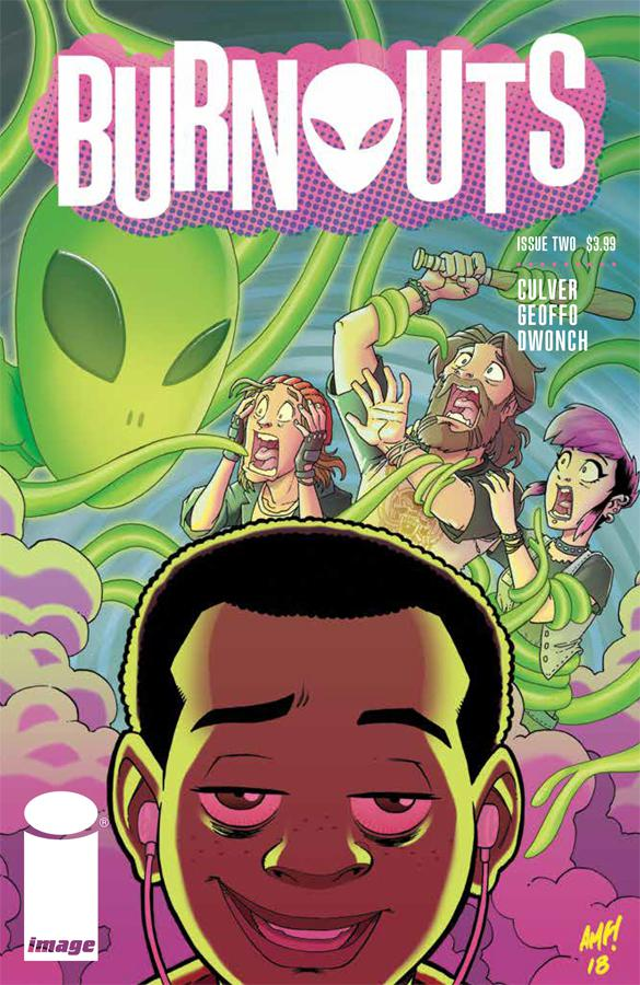 Burnouts #2 Cover C Variant Tony Fleecs Cover