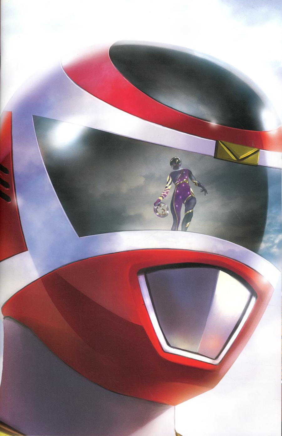 Mighty Morphin Power Rangers (BOOM Studios) #32 Cover C Variant Miguel Mercado Cover (Shattered Grid Epilogue)