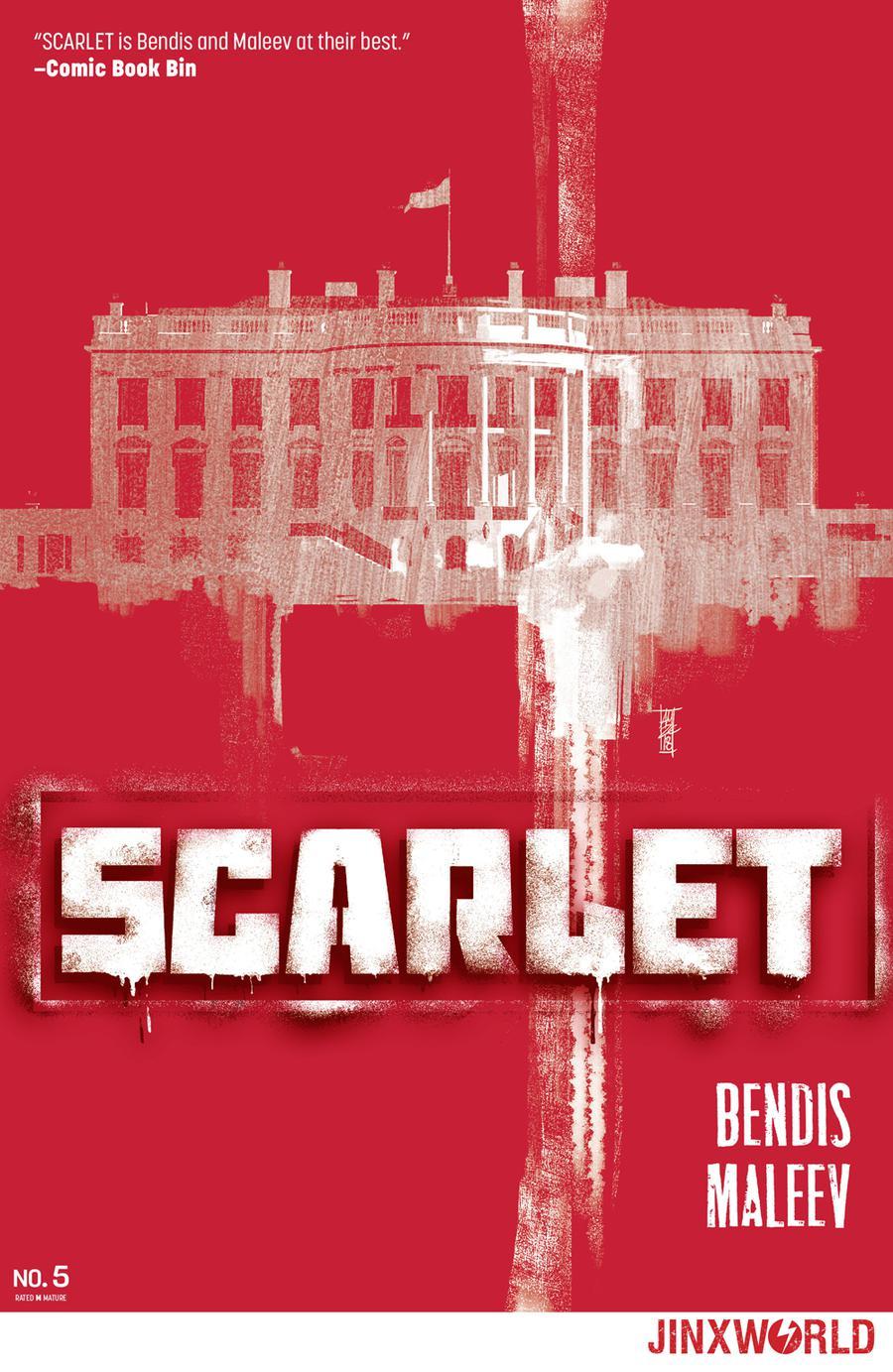 Scarlet Vol 2 #5
