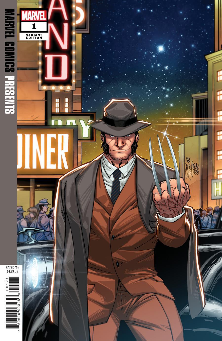 Marvel Comics Presents Vol 3 #1 Cover B Variant Ron Lim Cover